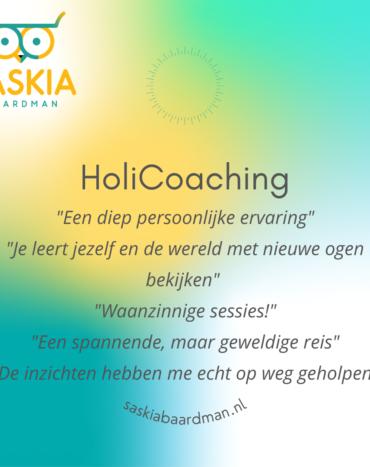 Holi Coaching