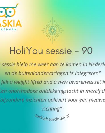HoliYou holistische sessie