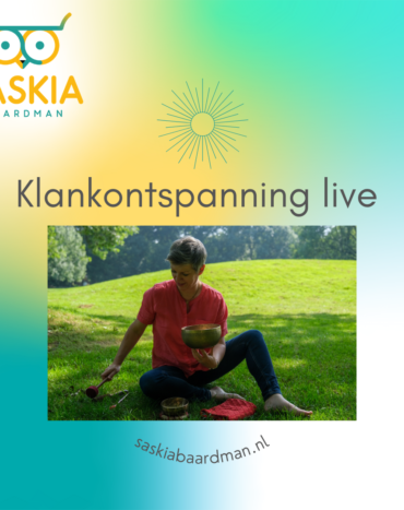 Klankontspanning live XL